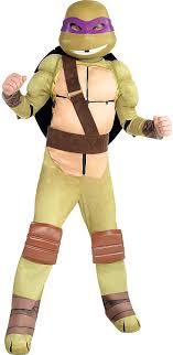 Fantasia  Donatello Tartaruga Ninja-Boys Donatello Muscle Costume Teenage Mutant Ninja Turtles
