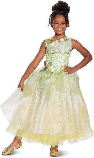 Fantasia Infantil Princesa Tiana – Disney Princess Tiana