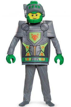 Fantasia LEGO Nexo Knights-Boys Aaron Costume LEGO Nexo Knights