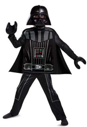 Fantasia Lego Darth Vader – Lego Darth Vader Costume