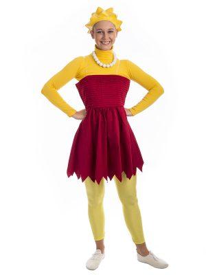 Fantasia Lisa – Os Simpsons – Lisa Costume – The Simpsons