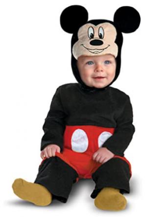 Fantasia primeiro Mickey da Disney – Disney's First Mickey Costume