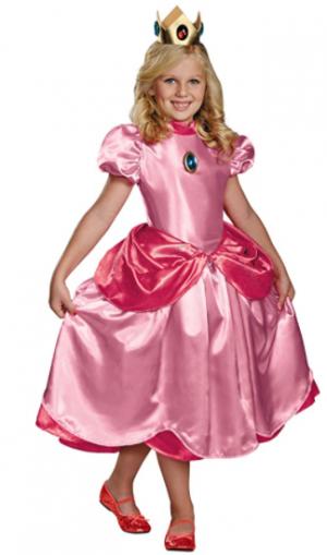 Fantasia Princesa Super Mario – Princess Super Mario
