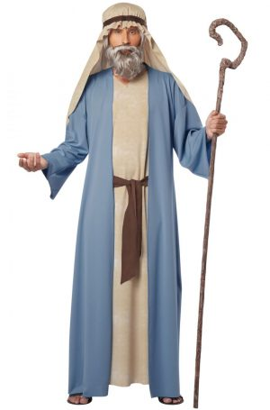 Fantasia  adulto pastor / Noah – Herdsman/Noah Adult Costume