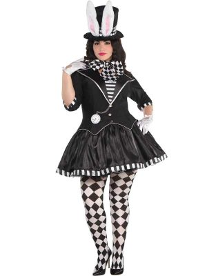 Fantasia de Coelho de cartola – Child Dark Mad Hatter Costume