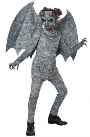 Fantasia de Gargoyle –  Gargoyle Girl Child Costume