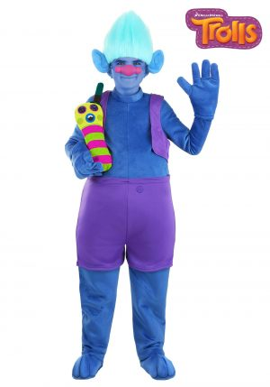 Fantasia de Garotos Biggie de Trolls – Boys Biggie Costume from Trolls
