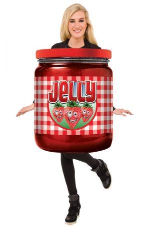 Fantasia de Geleia Adulto  – Jelly Adult Costume