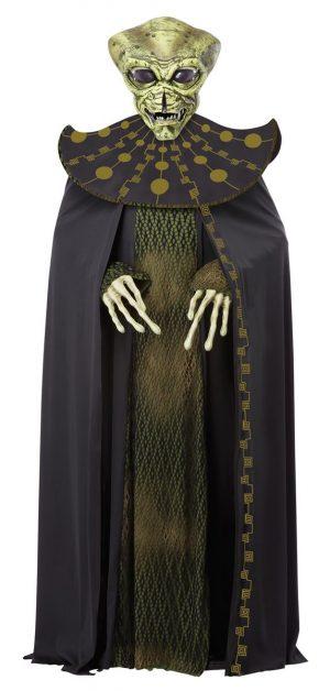 Fantasia de Halloween Grand Alien Masculino para adultos – Adult Grand Alien Men Halloween Costume
