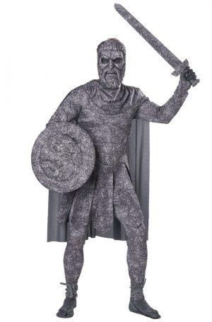 Fantasia de Homem Pedra – Turned to Stone Adult Costume