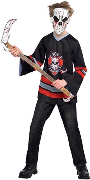 Fantasia de Jogador hóquei sangrento – Bloody Hockey Player Costume