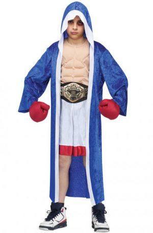Fantasia de Lutador – Lil' Champ Child Costume