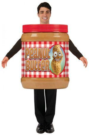 Fantasia de Manteiga de Amendoim para Adultos – Peanut Butter Adult Costume