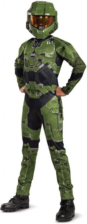 Fantasia de Master Chief Halo Infinite- Master Chief Halo Infinite costume