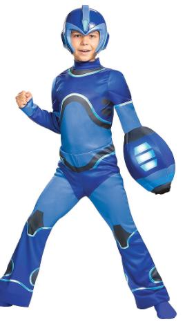 Fantasia de Mega Man – Child Mega Man Costume