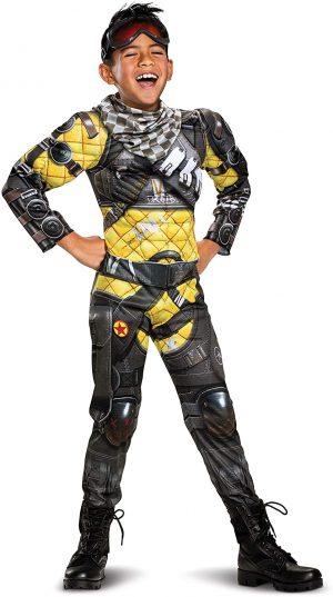 Fantasia de Mirage da Apex – Apex Mirage Costume