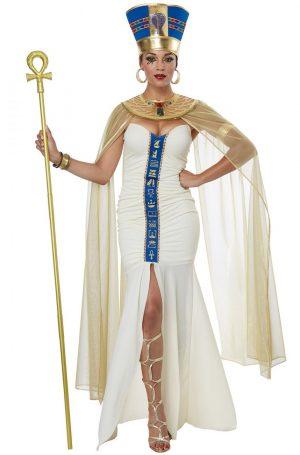 Fantasia de Rainha do Egito para Adultos – Queen of Egypt Adult Costume