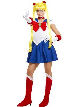 Fantasia de Sailor Moon – Adult Sailor Moon Costume