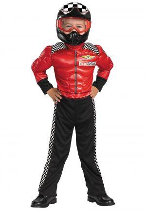 Fantasia de Turbo Racer Infantil – Turbo Racer Costume