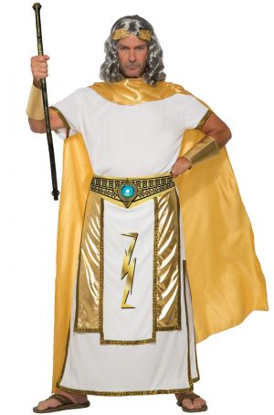 Fantasia de Zeus Mítico para Adultos – Mythical Zeus Adult Costume