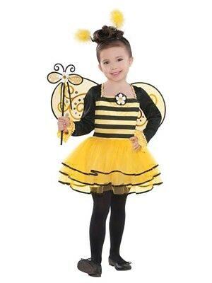 Fantasia de abelha bailarina – Girls Ballerina Bee Costume