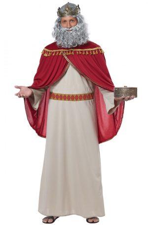 Fantasia de adulto de Melchior, Sábio (Três Reis) – Melchior, Wise Man (Three Kings) Adult Costume