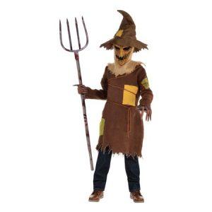 Fantasia de espantalho assustador – Boys Scary Scarecrow Costume