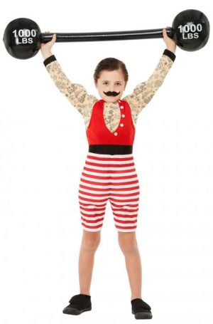Fantasia de menino forte – Strong Boy Child Costume