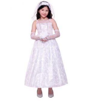 Fantasia de Noiva – Girls Dreamy Bride Costume