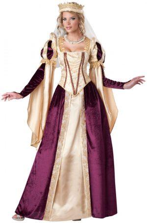 Fantasia de princesa renascentista para adultos – Renaissance Princess Adult Costume
