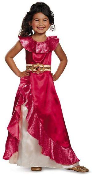 Fantasia feminina da Disney Elena de Avalor – Disney Elena of Avalor Women's Costume