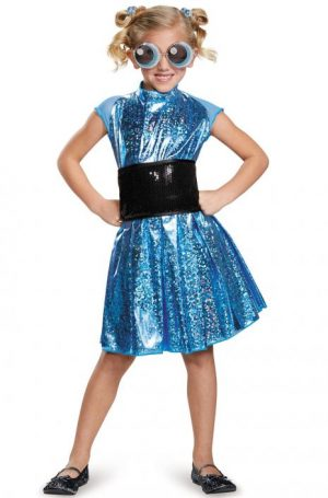 Fantasia infantil Lindinha – Bubbles Deluxe Child Costume