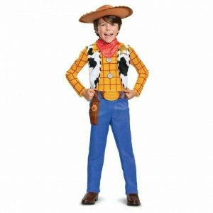 Fantasia infantil de Woody – Child Woody Costume – Toy Story
