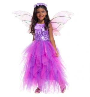 Fantasia infantil de fada – Child Light-Up Flower Fairy Costume