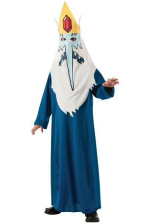 Fantasia infantil do Rei do Gelo – Ice King Child Costume