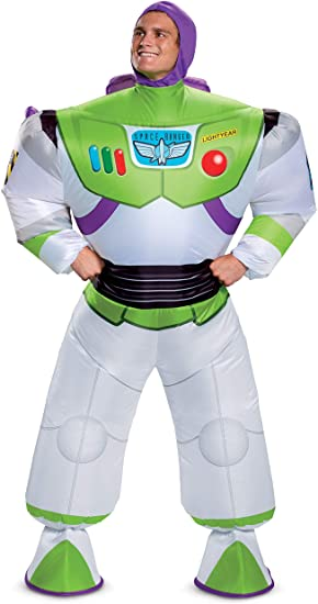 Fantasia infantil inflável Buzz Lightyear – Child Inflatable Buzz Lightyear