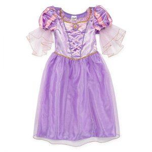 Fantasia de Rapunzel para Meninas – Girls Rapunzel Costume – Tangled