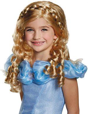 Peruca Disney Cinderela – Disney Cinderella Wig