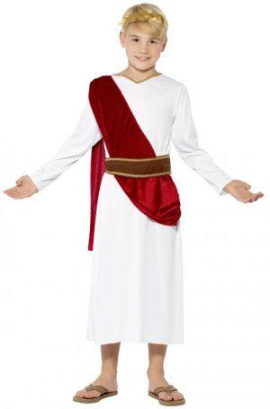 Fantasia de criança romana – Roman Child Costume