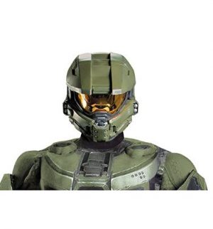 Disguise capacete adulto masculino Master Chief – Disguise helmet adult male Master Chief