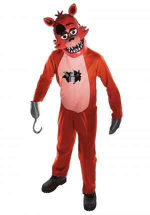 fantasia de Freddy's Child Foxy Cinco noites – Five Nights at Freddy's Child Foxy Costume