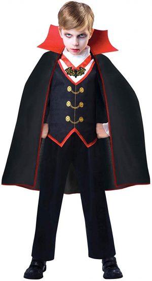 Fantasia de Drácula -Boys Dracula Costume