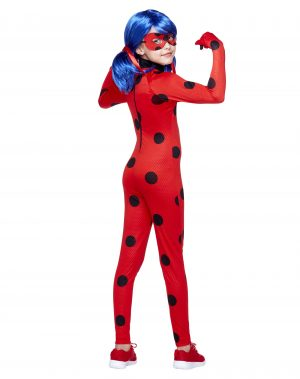 Fantasia de joaninha para meninas – Girls Ladybug Costume