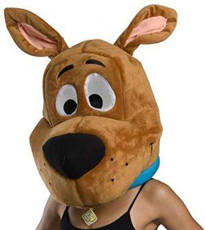 Mascara para Adultos Scooby Doo – Scooby Doo Adult Mascara