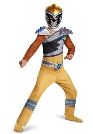 Fantasia de Power Rangers para meninos – Power Rangers Costume for Boys