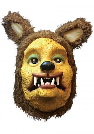 A máscara do Roger brilhante – The Shining Roger
