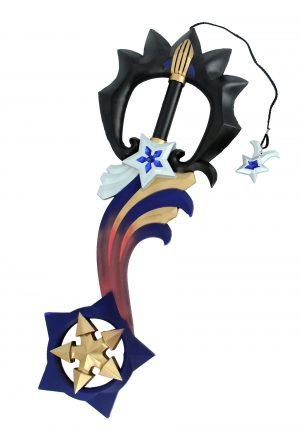 Arma de brinquedo de Kingdom Hearts Shooting Star Keyblade