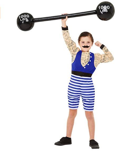 Fantasia de Smiffys Strong – Smiffys Strong Costume