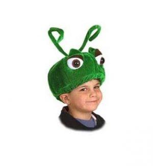 Chapéu de Criança Gafanhoto – Child Grasshopper Hat