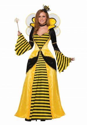 Fantasia  Abelha Rainha Feminina – Royal Queen Bee Costume